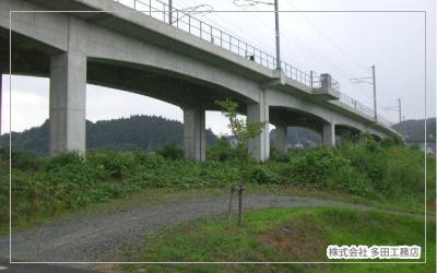 東北本線高架橋